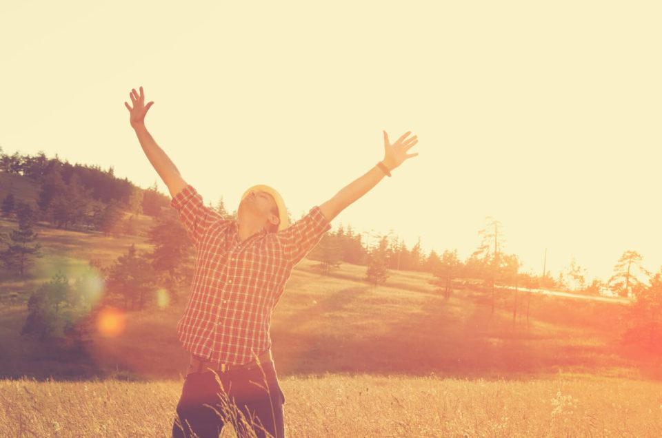 4 Ratschläge – Wie wir dieses Glück in uns freilegen können