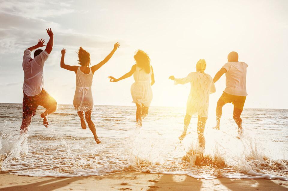 Woher kommt das Glück, was sind die wirklichen Ursachen für Dein Glück