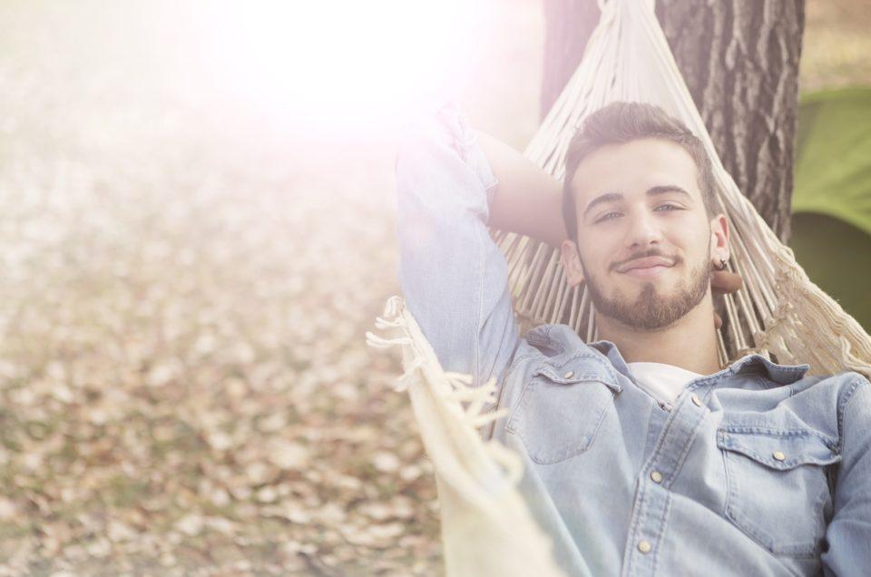 Entspannung und innere Ruhe